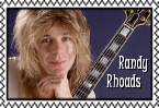 Randy Rhoads Stamp 2 by NicoleN22