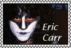 Eric Carr Stamp by NicoleN22