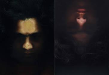 Through the Scanner, Darkly. by anandgandhi