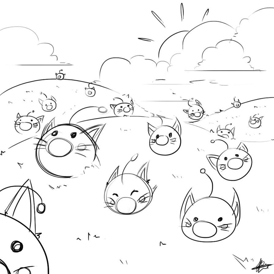 Mogballs for Waterdancejtv by crivera05