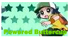 Powered Buttercup Stamp by CosmicStarAngel