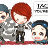 Gears of War buds by TheHWord