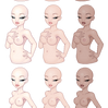 Skinni Mini and Chunky Munky by TheHWord