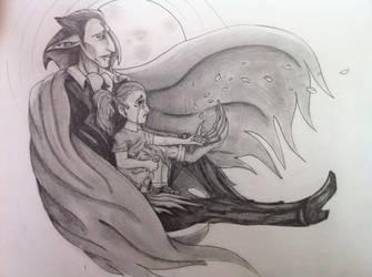 Mina and the Count by XxKibaTheHunterxX