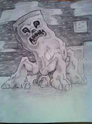 Creeper be creepin'! by XxKibaTheHunterxX