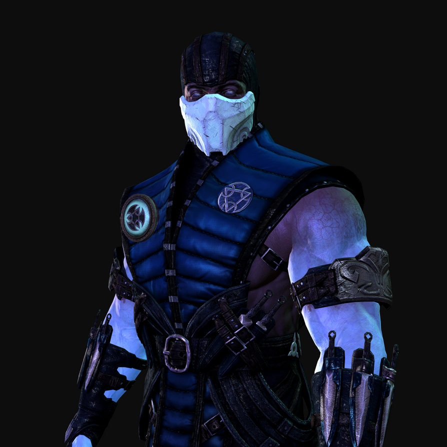 Images of Mortal Kombat X Sub Zero Unbreakable - www