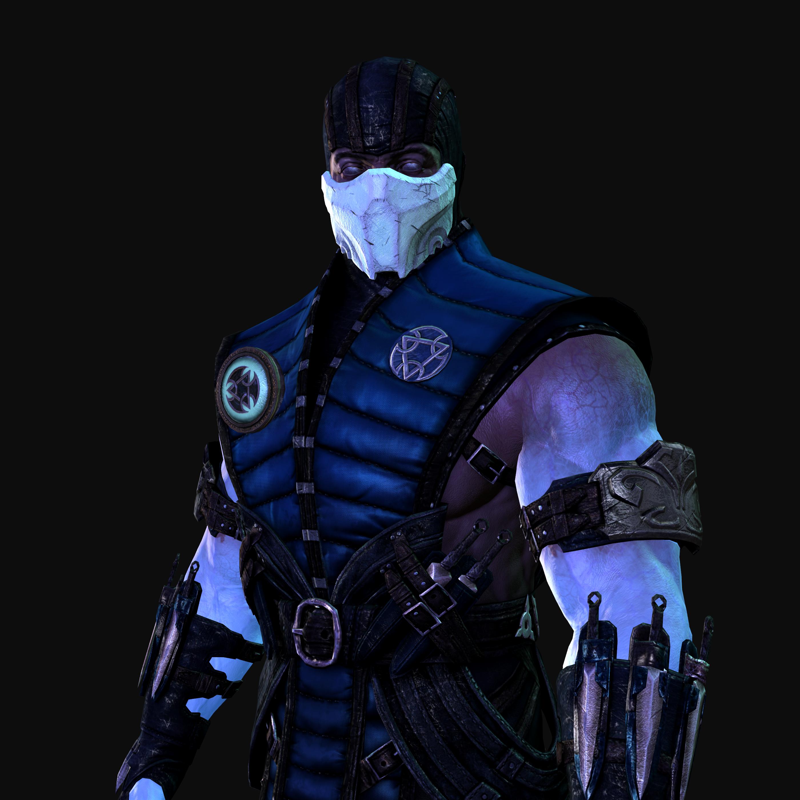 Mortal Kombat X Sub Zero Deviantart GrandMaster - Sub-Zero...