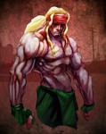 Street Fighter Alex