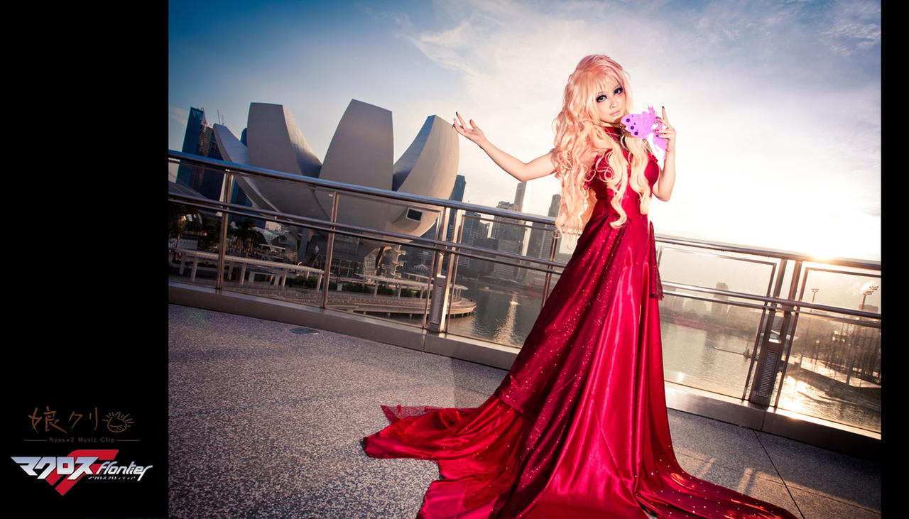 Sheryl Nome : QUEEN by thebakasaru
