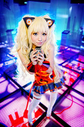 Vocaloid 3 SeeU : Shining Star by thebakasaru