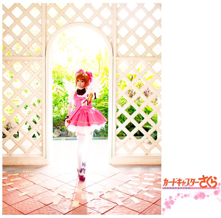 Cardcaptor Sakura : Card Captor by thebakasaru