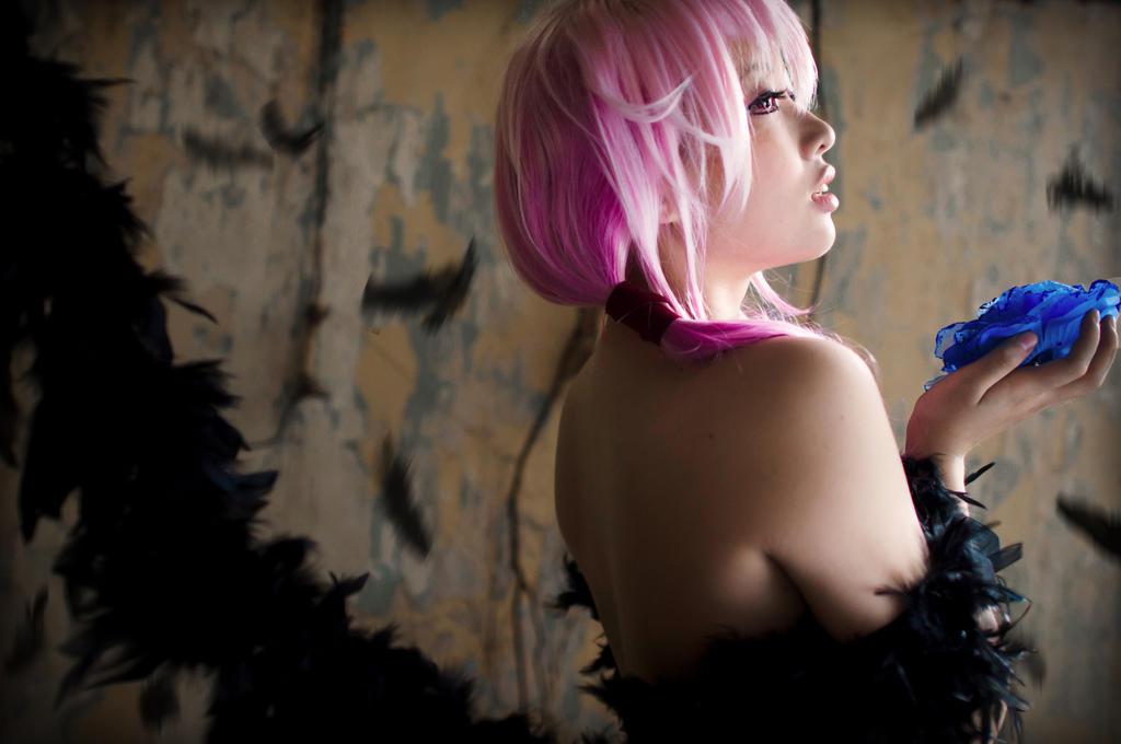 Inori Yuzuriha : Euterpe - Song for the Nameless by thebakasaru