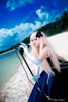 Reira Serizawa - Siren Song by thebakasaru