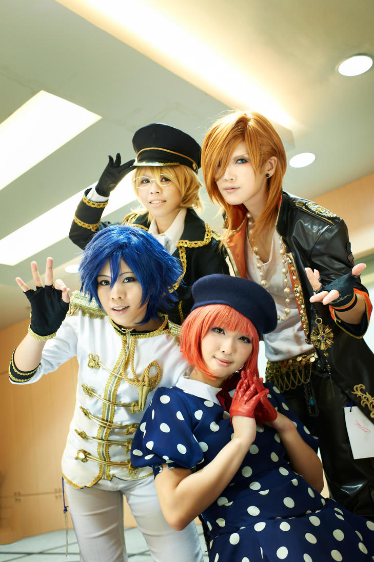 Uta No Prince Sama Debut ! -  First Impact by thebakasaru
