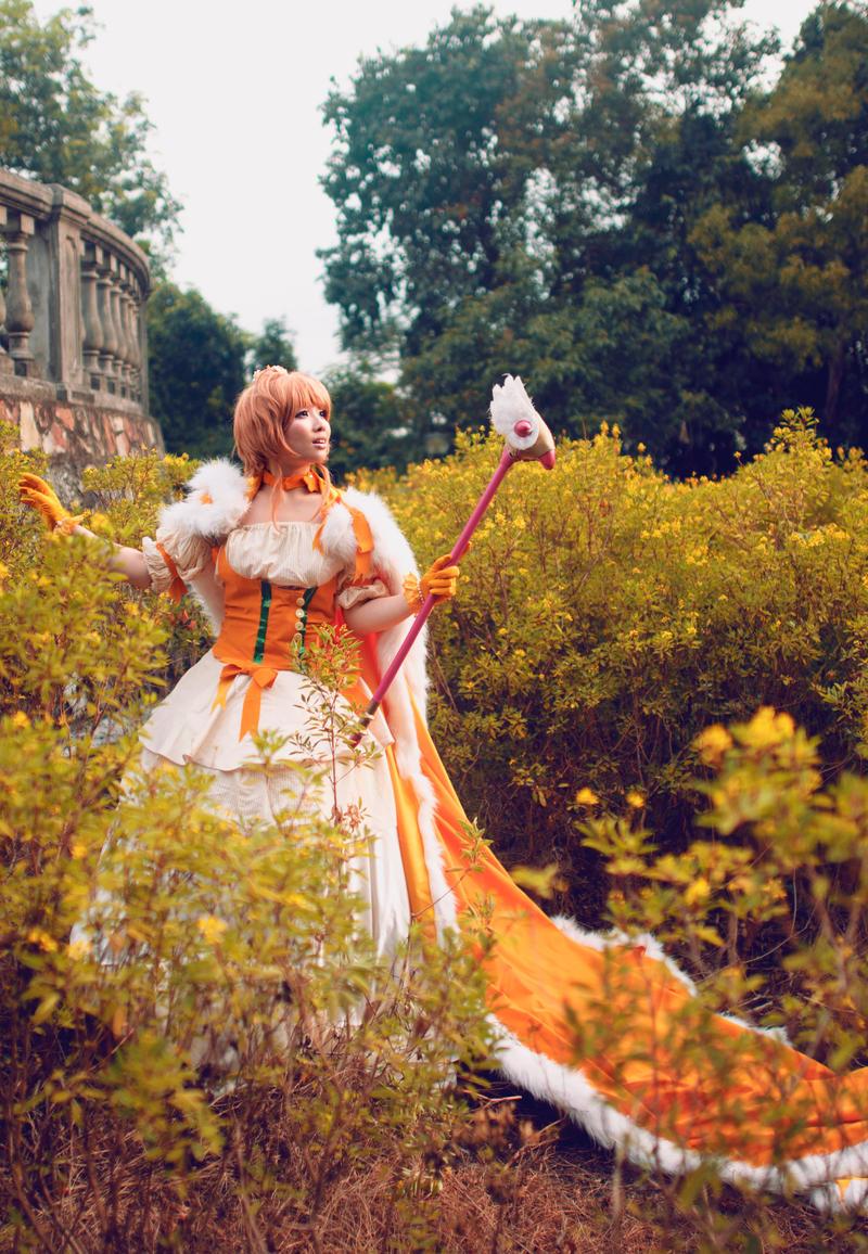 Card Captor Sakura : Magic of Happiness by thebakasaru