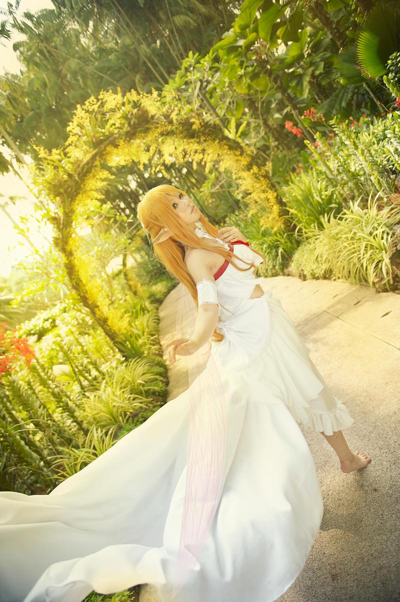Sword Art Online Asuna : Run by thebakasaru