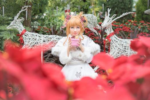 Card Captor Sakura : Merry Christmas !