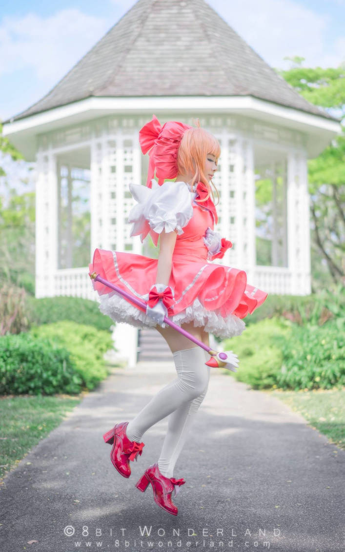 Card Captor Sakura : Catch You Catch Me by thebakasaru