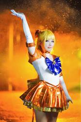 Eternal Sailor Venus - Guardian of Love