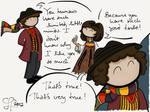 The Doctor Has Good Taste
