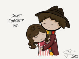 Don't Forget Me - Sarah and Four by gnasler