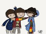 Four, Harry and Sarah