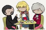 Jo Grant's Tea Party