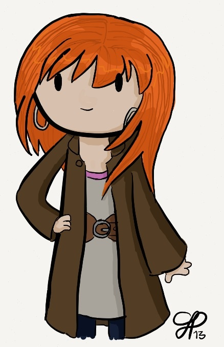 Donna Noble by gnasler