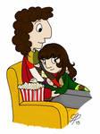 OTP Challenge #3 - Watching a Movie