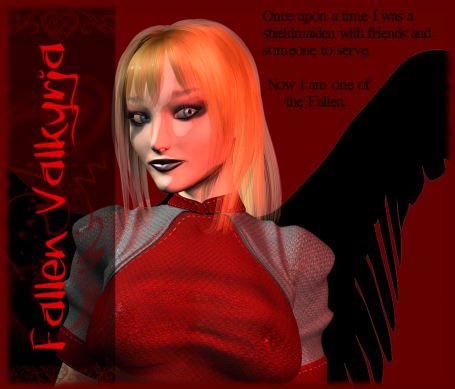 FallenValkyrja's Profile Picture