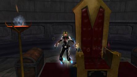 Electricutrix Throne Room