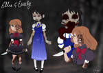 Ellie and Emily | CP OC
