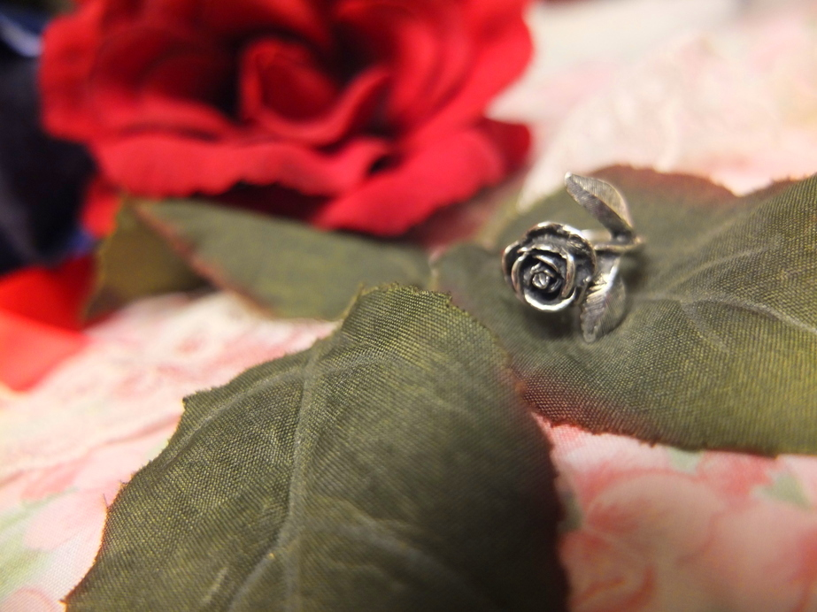 Photography- Rose Ring by AkabaraYashiki
