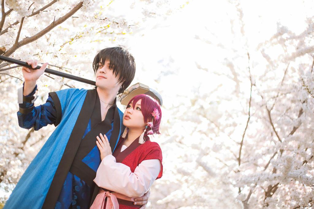 Akatsuki no Yona - Spring Romance by AkabaraYashiki