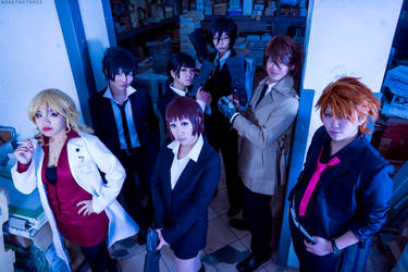 Psycho Pass - Division 1