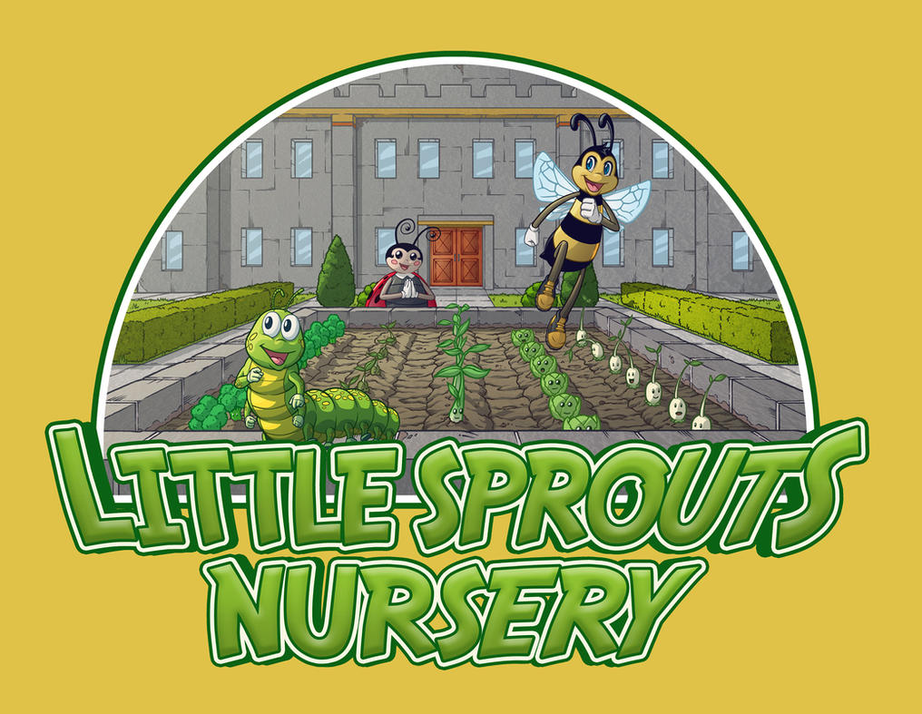 Kingdom Sprouts Logo by Godsartist