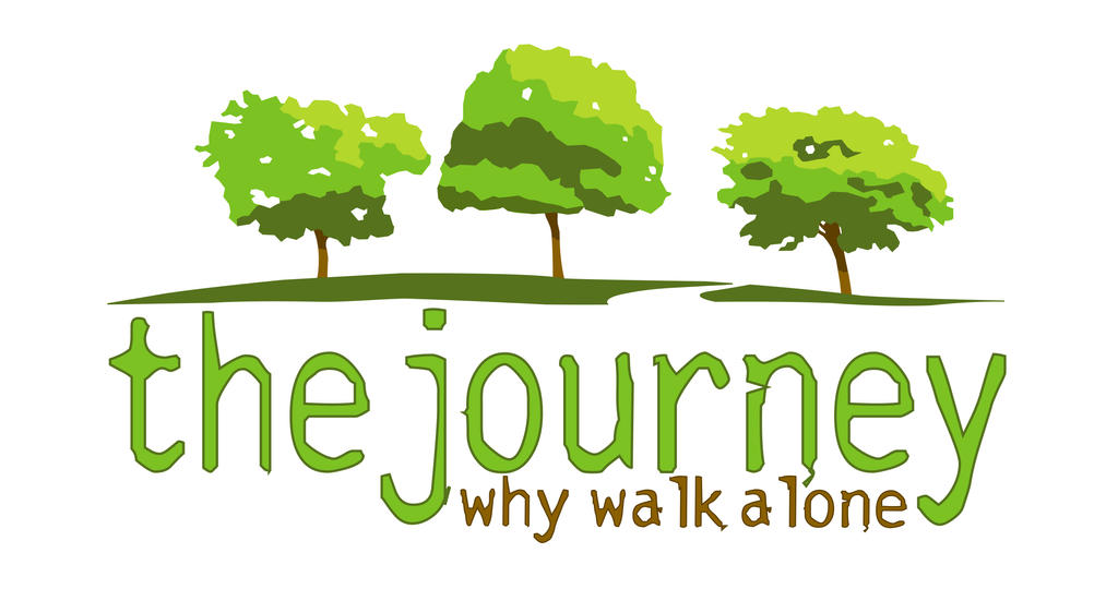 Journey 3 Trees Logo by Godsartist