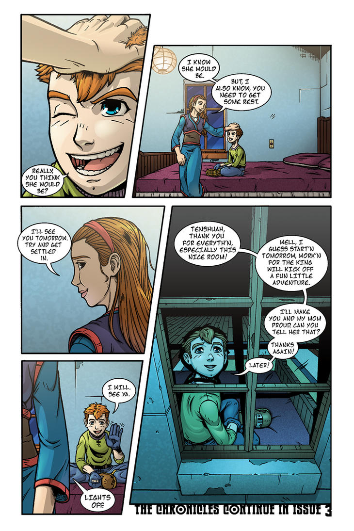 Legend of the King pg 50 by Godsartist