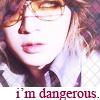I'm Dangerous - Ruki by KurohanaAkane