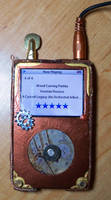 Final iCog - Steampunk iPod by DarkPhoenixBC