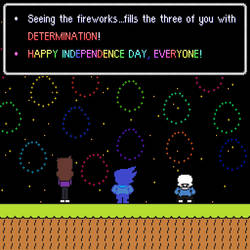 4th of July Gift for Jaiden (Feat. Me and Sans) by Fr05tA113