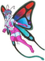 Star Sapphire- Talana 2.0 by CrazyJetty