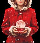 snowglobe girl