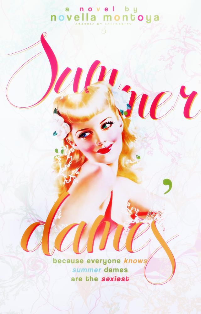 Summer Dames by CallMeHarbinger96