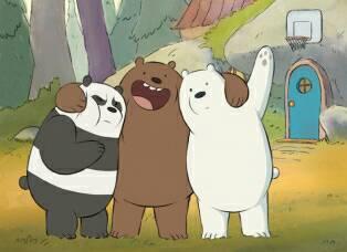 медведь в мультиках картинки
