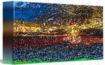 Picture 2015058 Justin Beck Sunset bay canvas