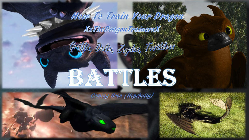 HTTYD::Idea [Battles-My OC's] by XxTheDragonTrainerxX