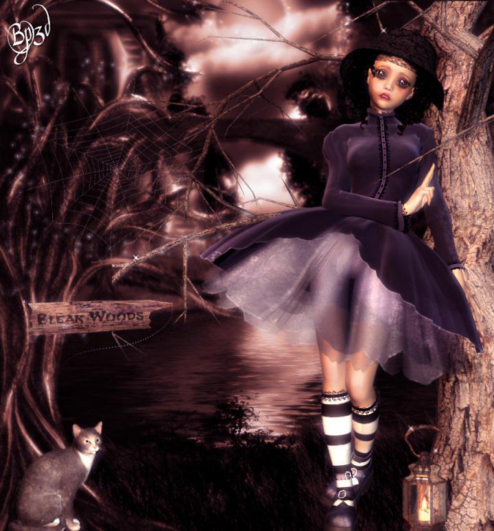 Gothic Sad by Bp3d on DeviantArt
