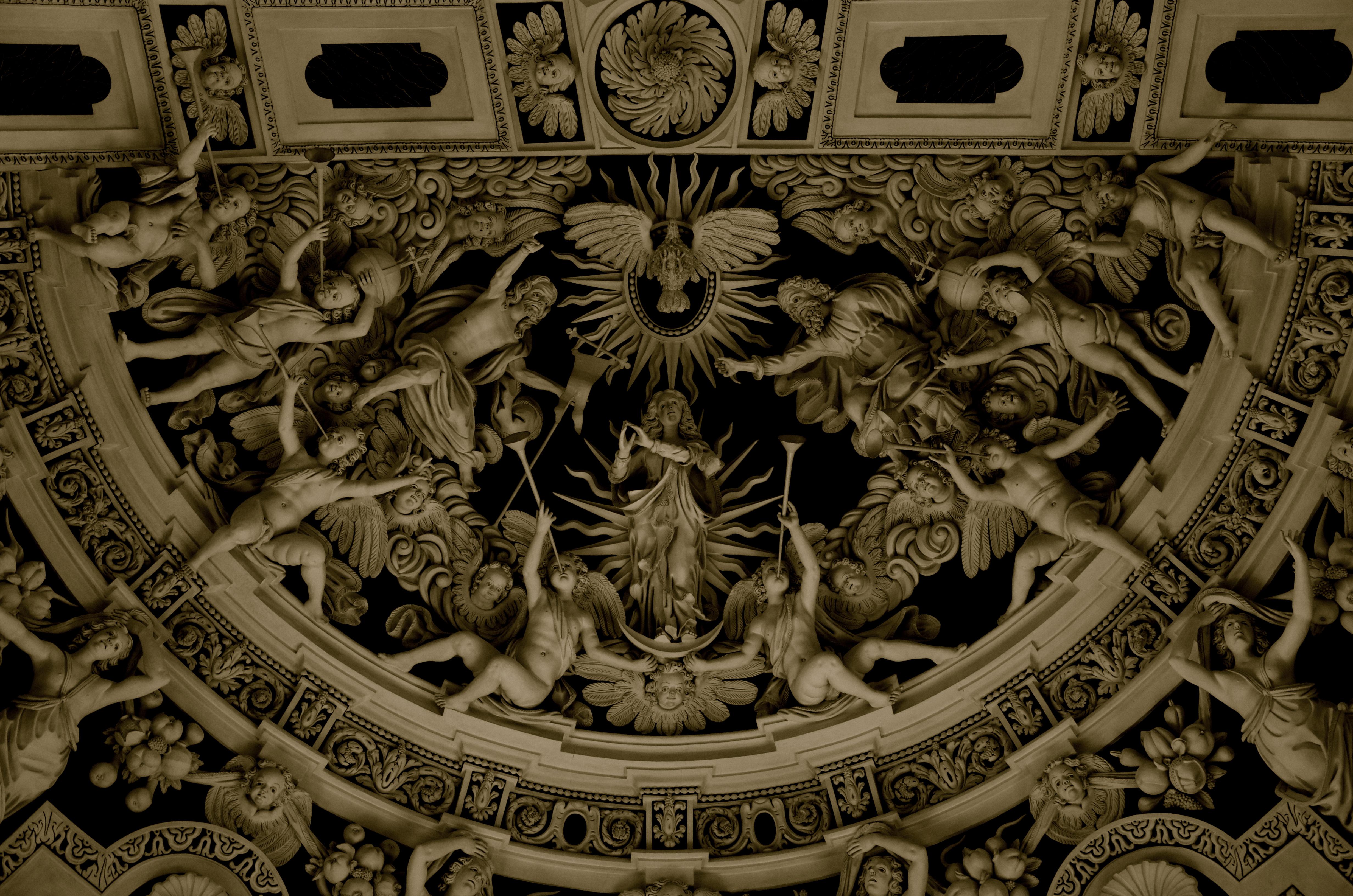 Church Ceiling By Hgabaldon On Deviantart