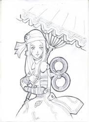 Steampunk Doll by perxion